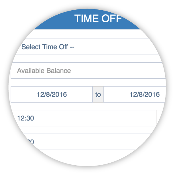 time off tracking by daysplan keep track of your employees pto use